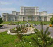 Бухарест, Дворец Парламента