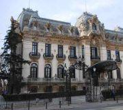 Бухарест, дворец Кантакузино