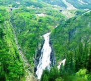 водопад Быля