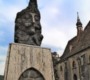 памятник Владу Цепешу