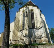 средневековый городок Сигишоара