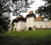 укрепленная церковь Вискри