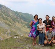 Экскурсия на Трансфэгэрэшан в Румынии