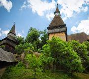 укрепленная церковь Биертан
