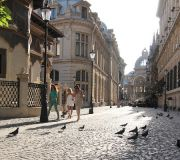 экскурсия по Бухаресту