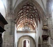 укреплённая церквоь Прежмер