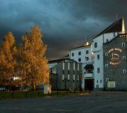 отель Дракула уезд Бистрица