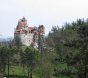 экскурсия замок Бран