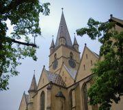 Евангелическая церковь Сибиу