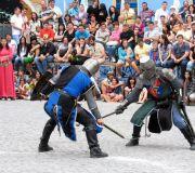 Сигишоара поединок рыцарей