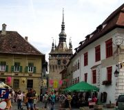 Cигишоара фестиваль средневекового исскуства