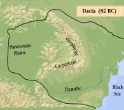 Дакия во время Буребисты