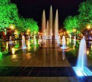 курорт Мамая фонтаны