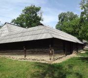 Домик-крепость Трансильвания