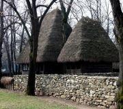 Музей Села дакийские дома