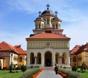Алба Юлия православный собор