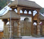 Ворота в Марамуреше