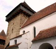 Церковь Вискри в Трансильвании
