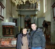 Гид Эдуард Румыния и гид Сара в  Вискри