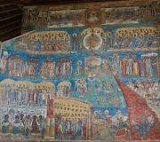 монастырь Воронец - Судный день