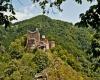 Замок Поенарь+монастырь Куртя де Арджеш+монастырь Корбии