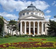 Бухарес-столица Румынии