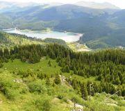 озеро Болбоч,вид с Цветочного Моста