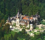 фото дворец пелеш Румыния
